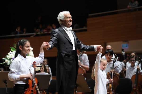 Yorglass sanatı küçük yeteneklerle birleştiriyor: Yorglass Peace Çocuk Orkestrası 4